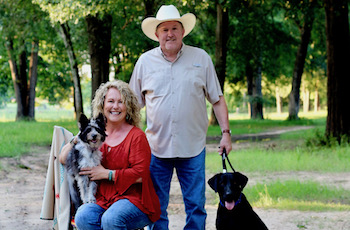 Brent and Cindy Bolen -Bolen Longhorns