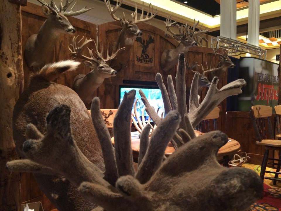 7C's Whitetails Booth