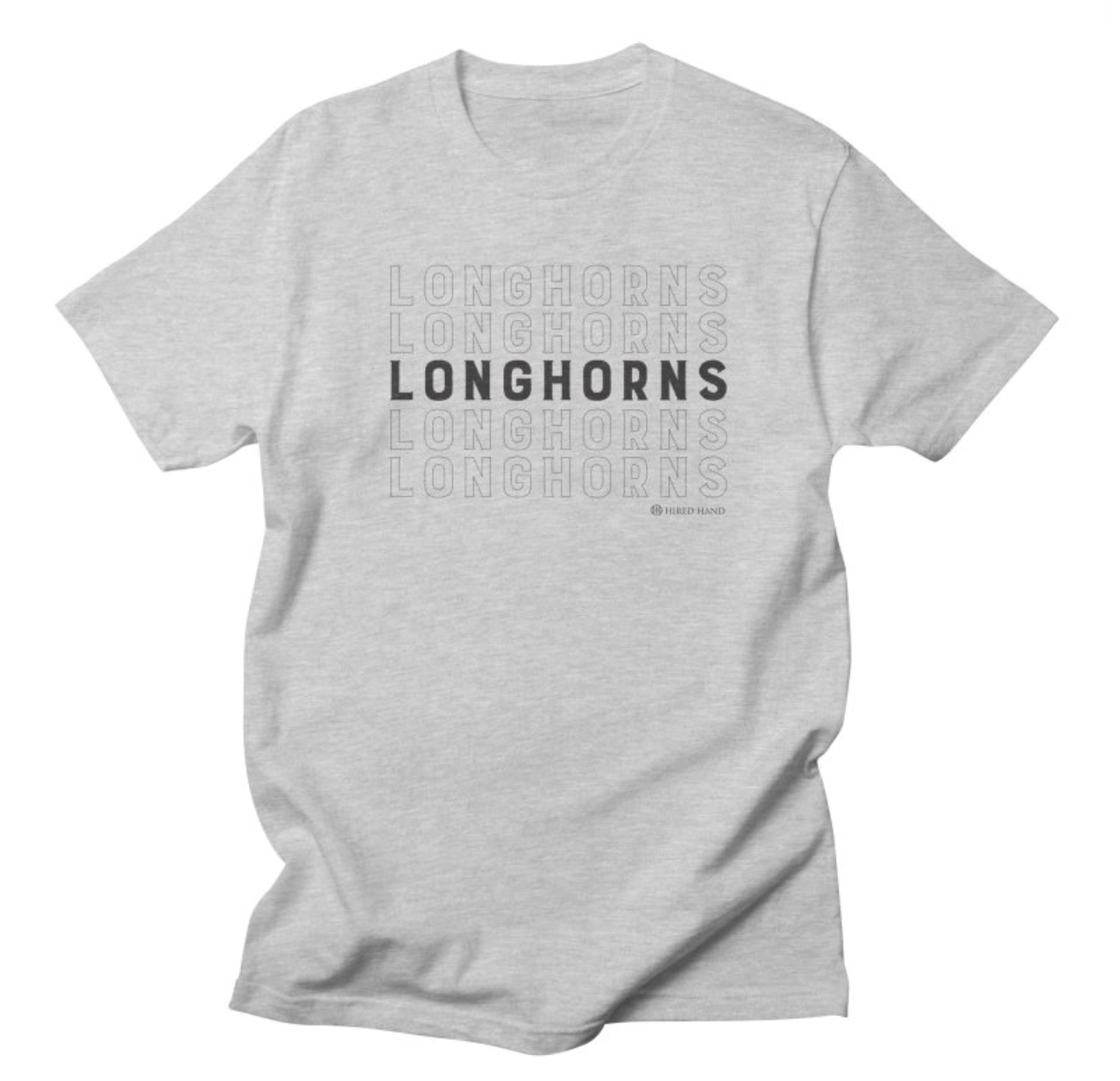 Longhorns t-shirt
