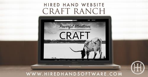 Craft Ranch Website