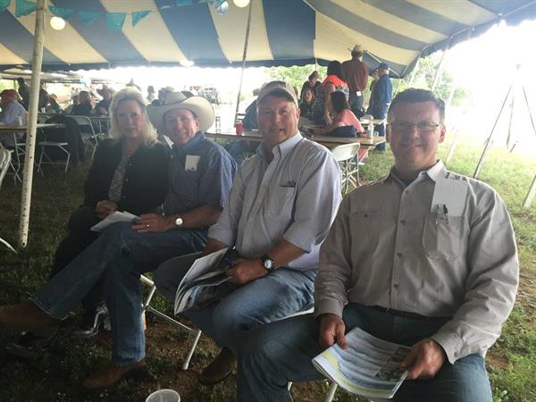 Group of Hired Hand customers