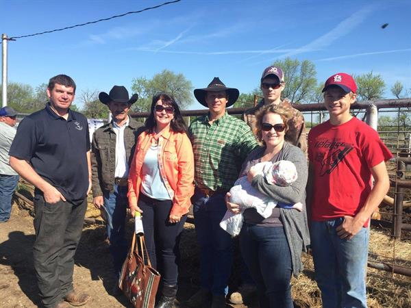 Hired Hand customer group