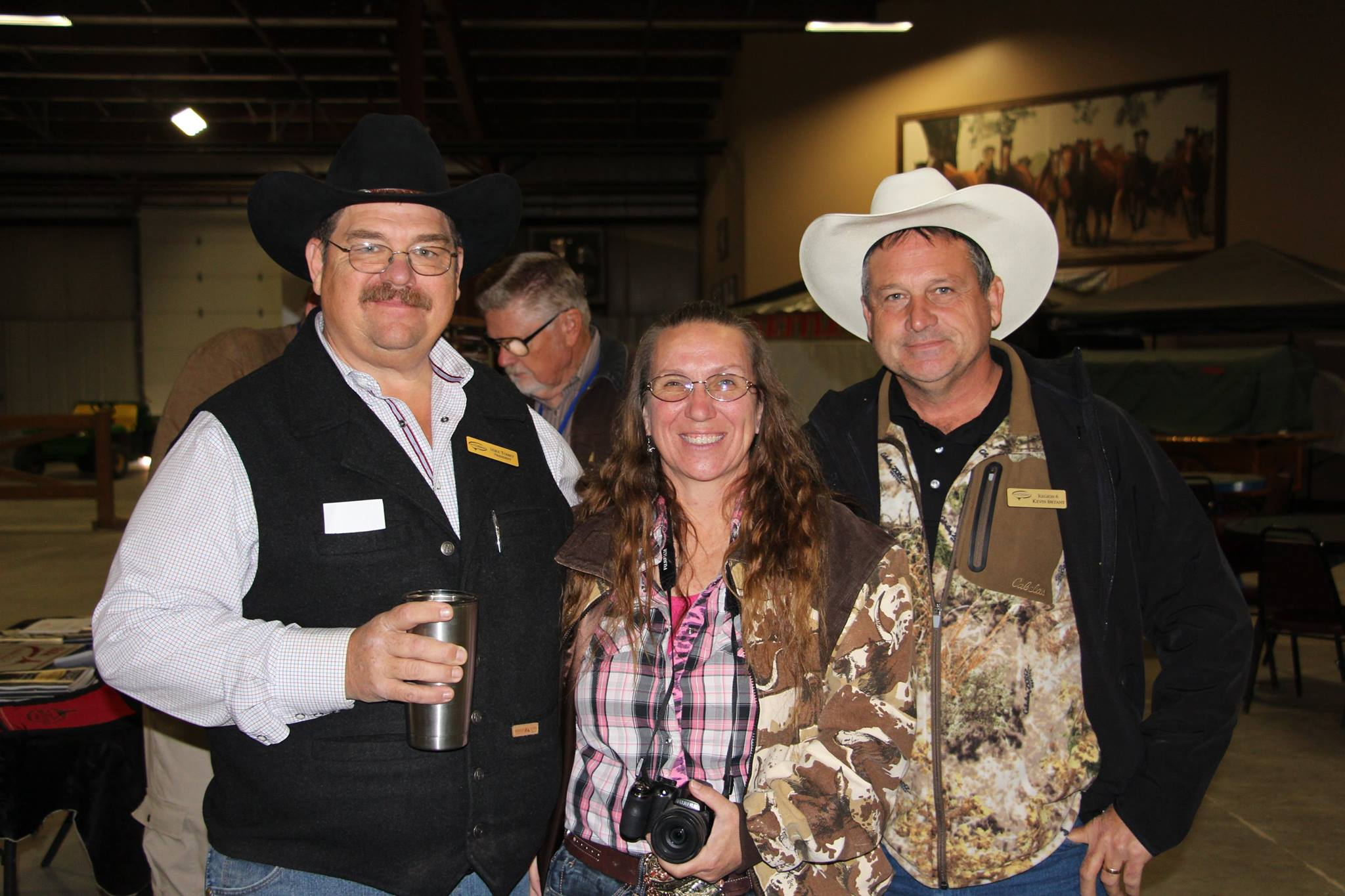 ITLA President and Bryant Cattle Co.