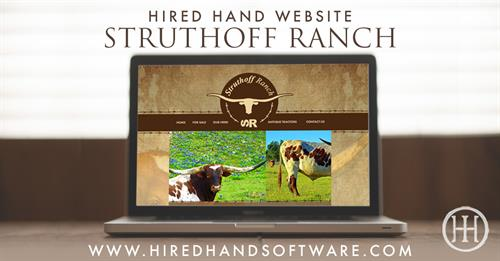 Struthoff Ranch Website