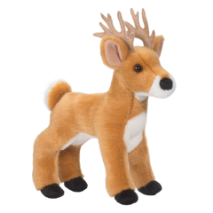 Whitetail stuffed animal